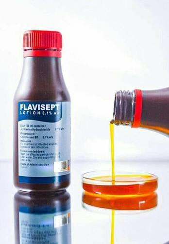 Acriflavine lotion Syrup