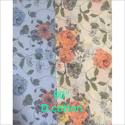 90 Inch Cotton Fabric