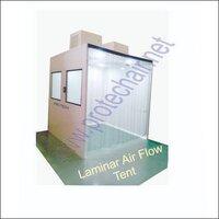 Laminar Air Flow Mobile Tent