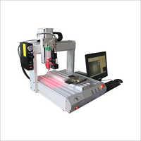 Visual Locus Glue Machine