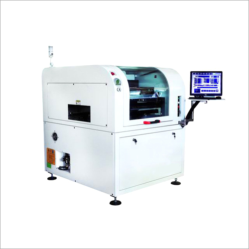 Stencil Screen Printing Machine