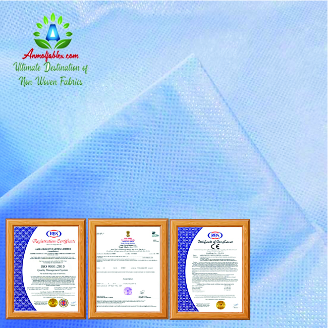 AUTHENTIC, HIGH QUALITY & DURABLE BREATHABLE LAMINATED FABRIC