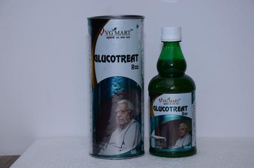 Herbal Glucotreat Ras 500ml