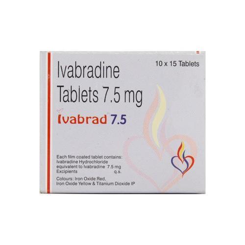 IVABRAD 7.5 MG TABLET (IVABRADINE)