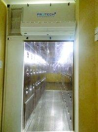Air Shower Unit