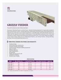 Grizzly Feeder