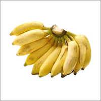 Fresh Organic Poovan Banana