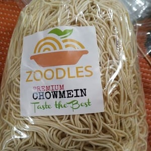 Zoodles chowmein