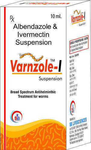 Albendazole and Ivermectin Suspension