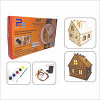 MDF Hut For Kids