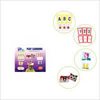 Play Learning With Hand Toys