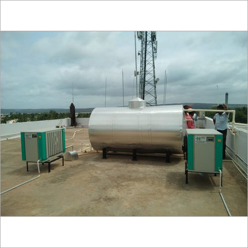 650 LPH Heat Pump Water Heater