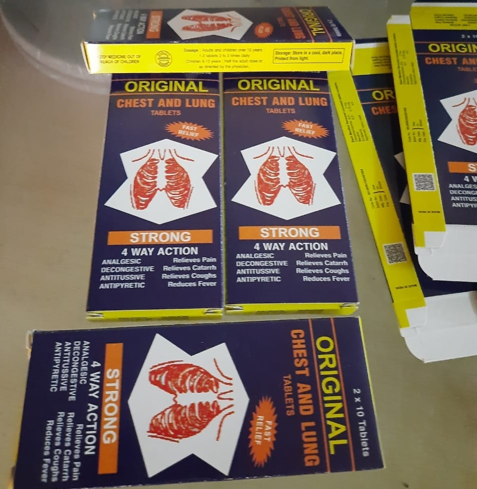 CHLORPHENIRAMINE MALEATE TABLETS