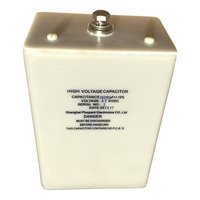 Capacitor 45kV 0.0315uF,High Voltage Pulse Discharge and DC Capacitor 31.5nF 45000V