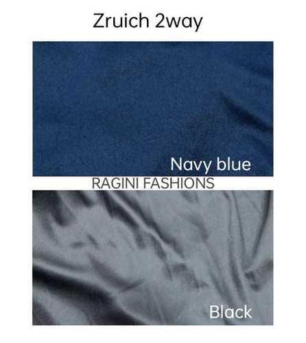 Polyester Zurich 2way Lycra Fbric