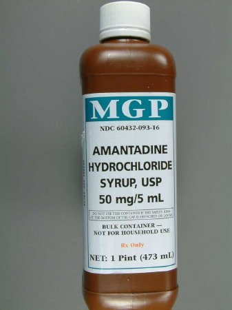 Amantadine Hydrochloride Syrup