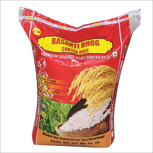 125kg Premium Quality Silky Sortex Rice