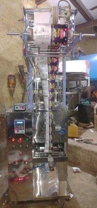 Semi Pneumatic Machine Cup Filler Vertical Type