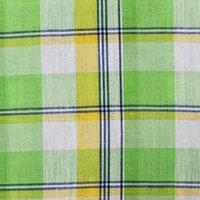 Fairtrade Organic Yarn Dyed  Fabric