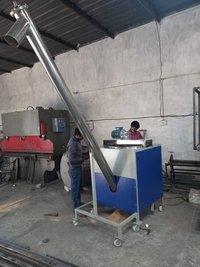 Screw Conveyor Machine Double Motor