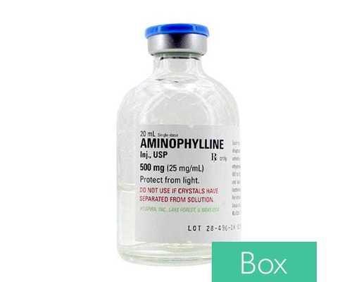 Aminophylline Injection