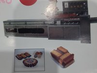 Family Pack Tray/ Rusk Machine Without Feeder