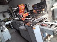 Automatic Rusk Packing Machine Family Pack