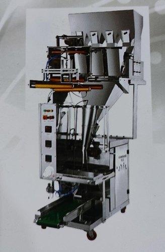 Four Head Semi Pneumatic Machine