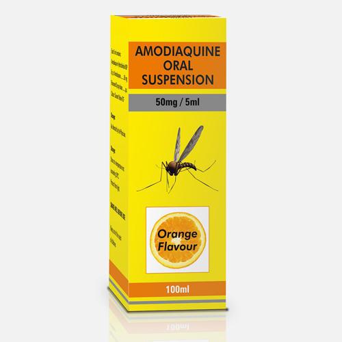 Amodiaquine Oral Suspension
