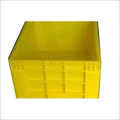 Yellow Fishing Crates