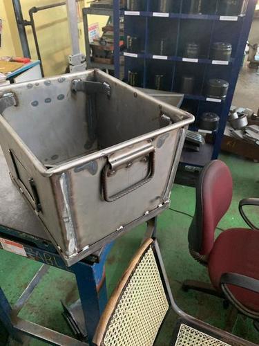 Metal Bin Fabrication