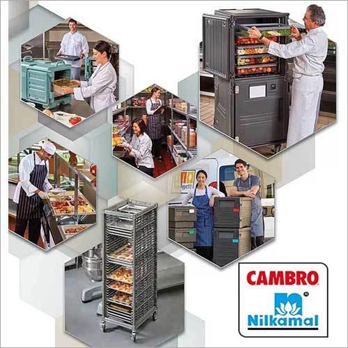 Cambro Nilkamal Products