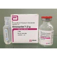 Amoxicillin and Clavulanate Potassium Injection