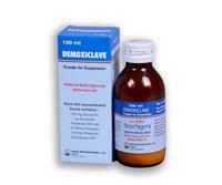 Amoxicillin and Clavulanate Potassium Powder