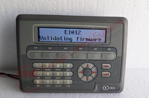 MITSUBISHI E1012 HMI OPERATOR INTERFACE CONTROL PANEL