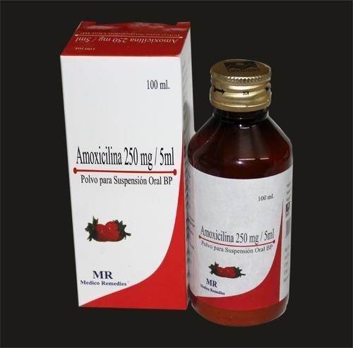 Amoxicillin for Oral Suspension