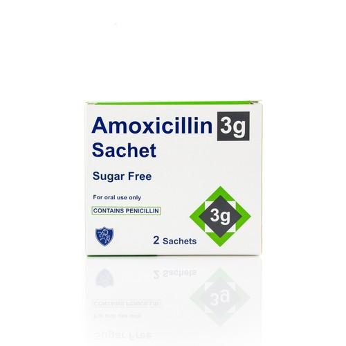 Amoxicillin Sachet Powder