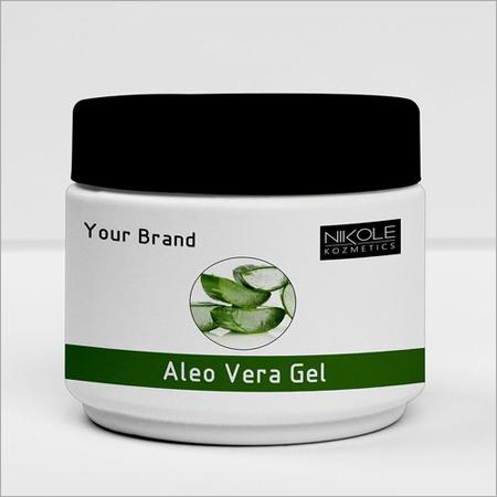 Aloe Vera Gel Third Party Manufacturing