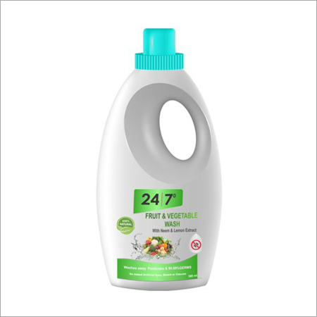 247 Vegetable and Fruit Wash