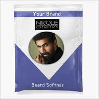 Beard Softener Third Party Manufacturing