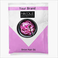 Onion Hair Oil Third Party Manufacturing