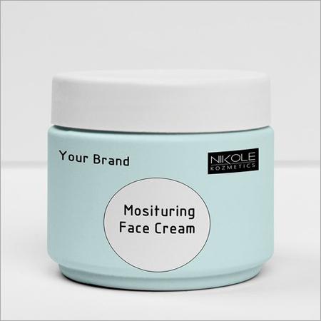 Moisturising Face Cream Third Party Manufacturing