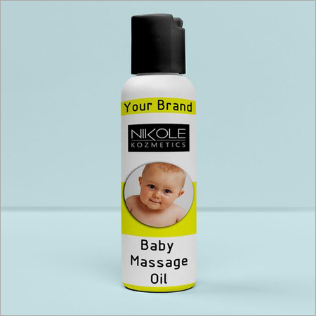 Body Massage Oil Third Party Manufacturing
