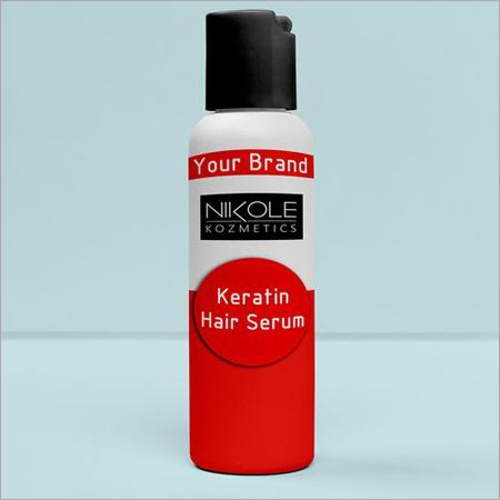 Keratin Hair Serum Third Party Manufacturing