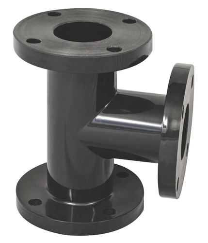 PP Tee Flanged