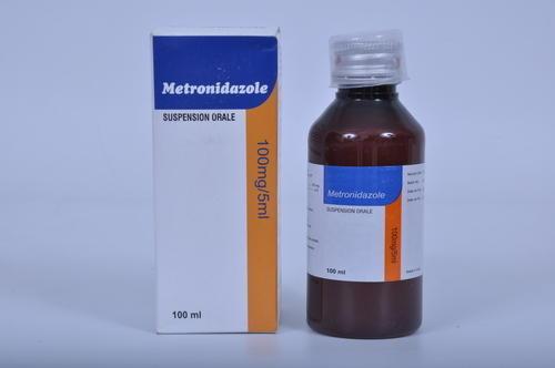 Metronidazole Oral Suspension