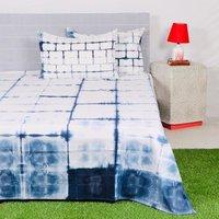Shibori Bedsheet