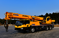 truck crane second hand crane xcmg25ton used crane telescopic crane