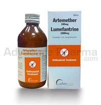 Artemether & Lumefantrine Oral Suspension