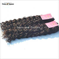 Loose Curly Weft Hair